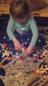 Playing with Legos...