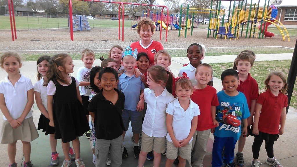 Ms. Ruth's great class of good friends!